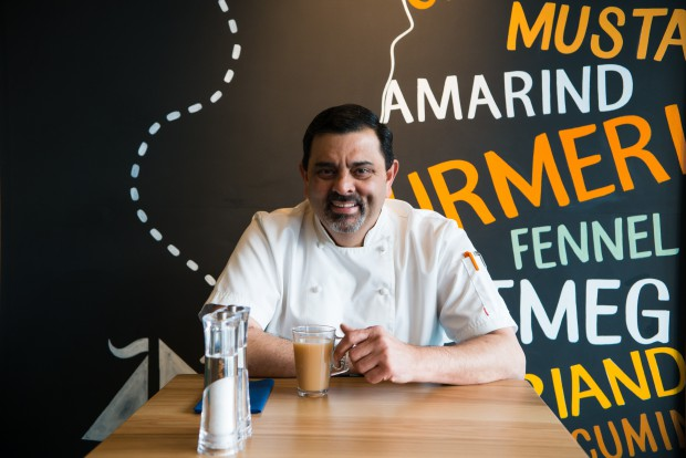 Celebrity chef shares exclusive NR mutton recipe with the OSF