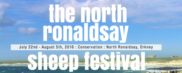 OSF supports North Ronaldsay Sheep Festival